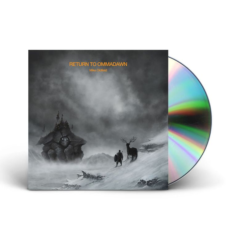 Mike+Oldfield+-+Return+To+Ommadawn+Limited+Edition+CD+/+DVD