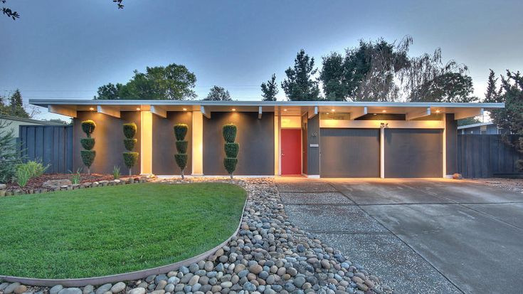 Silicon Valley Eichler Real Estate Eichler Homes