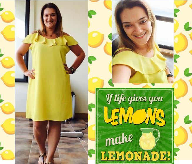 Se a vida te dá limões.... <3