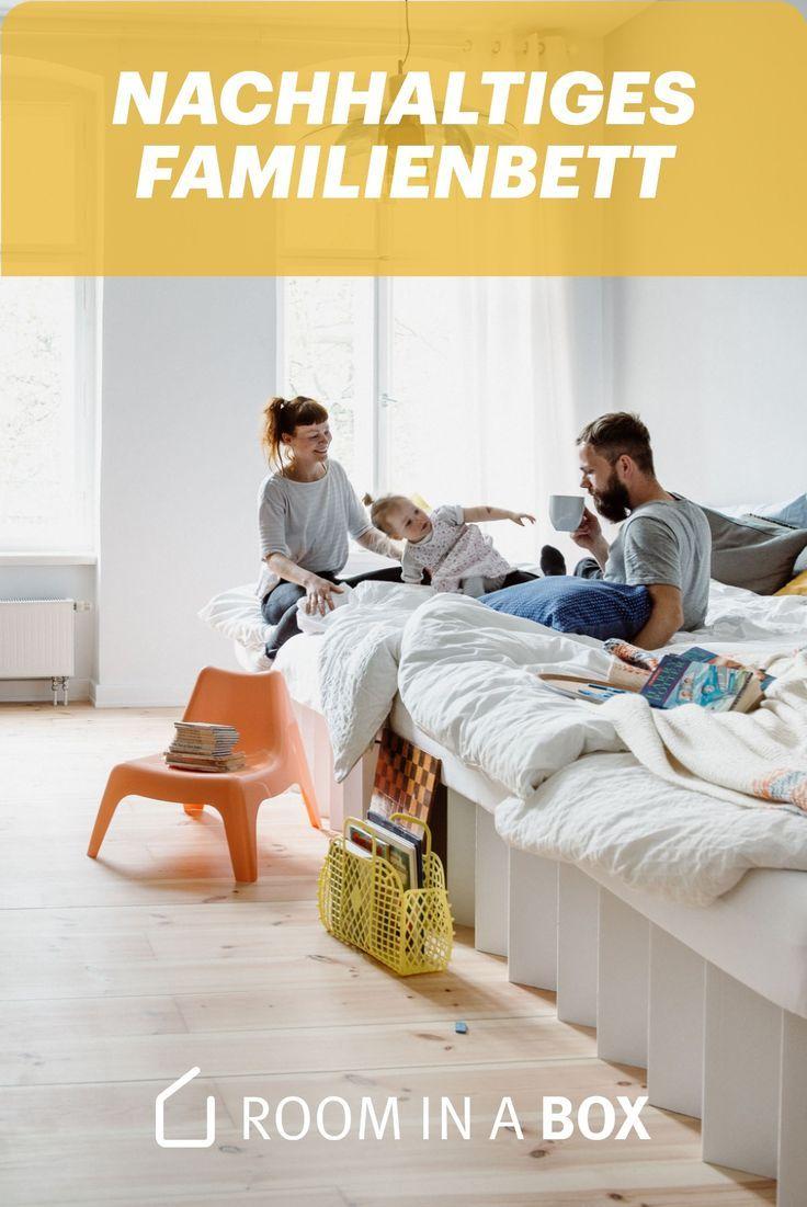 Familienbett In 2020 Familienbett Familien Bett Bett
