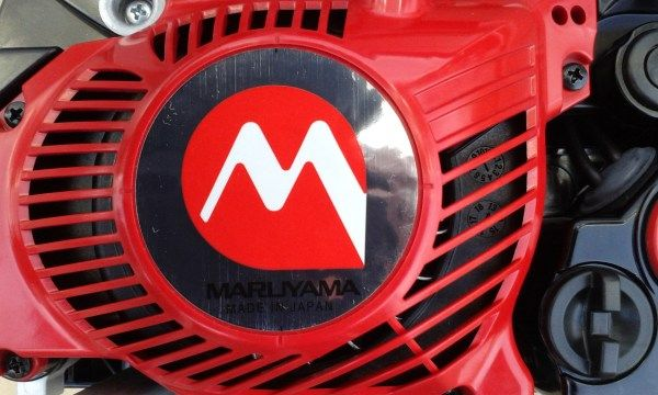 Demaror motoferastrau Maruyama MCV3501S.