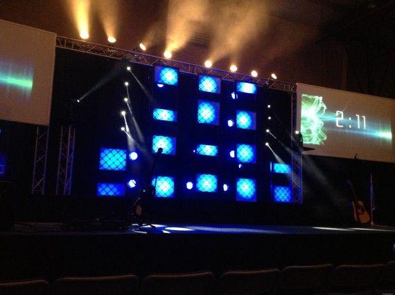 66 best Stage designs images on Pinterest | Church stage design ...