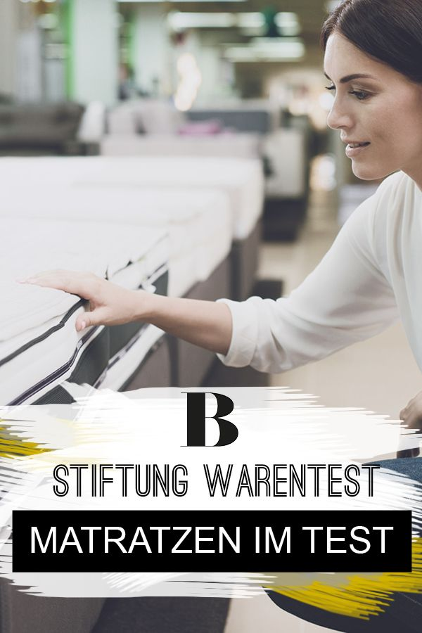 Bettdecken Test Stiftung Warentest