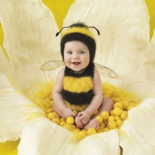 I love Anne Geddes pictures...so precious