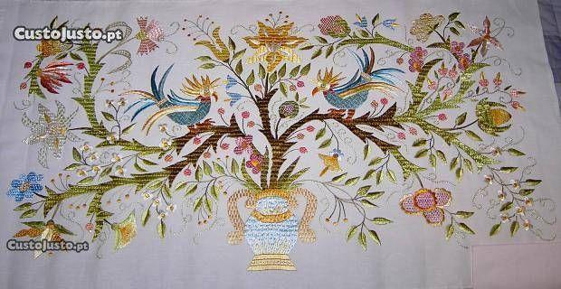 Bordados Castelo Branco - à venda - Têxteis lar & Utilidades, Castelo Branco - CustoJusto.pt