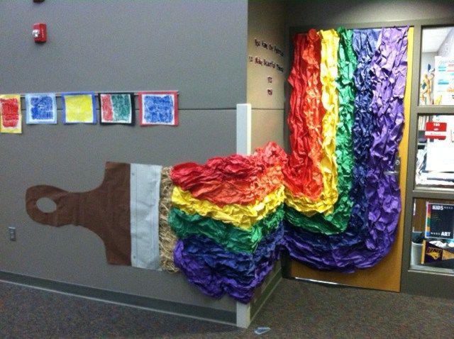 53 Classroom Door Decoration Projects for Teachers | Big DIY IDeas