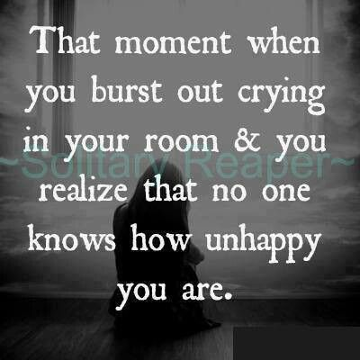 Been there- but hang in there because these times do pass.  Find things that make you happy and do them!!