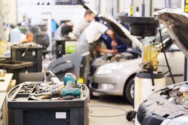 VIDEO: Seguridad en Talleres de Reparación de Automóviles - Prevencionar, tu portal sobre prevención de riesgos laborales.