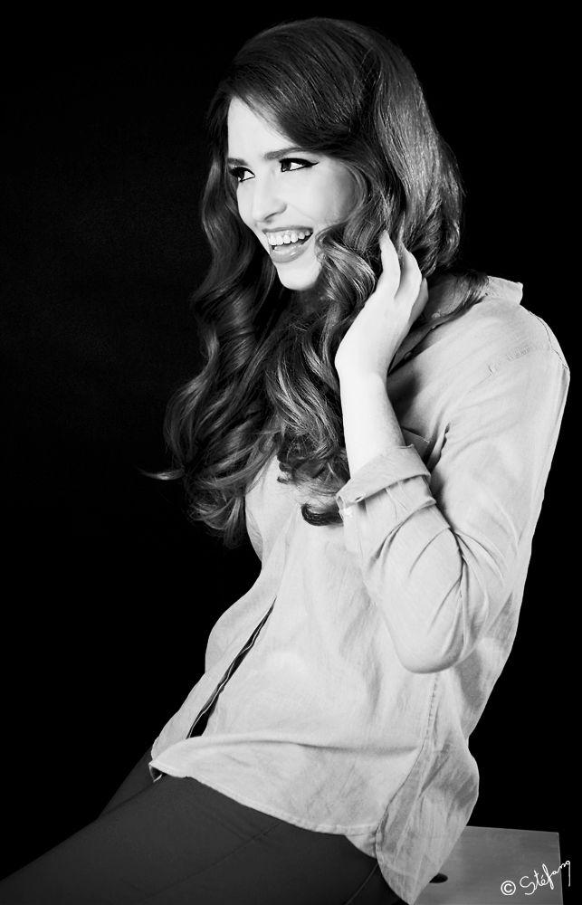 Shooting Barbara Pop MUA/Hairstylist M-C Monier #StefanoShootings #photography