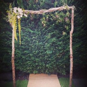 the 15 best images about wedding archway on floral