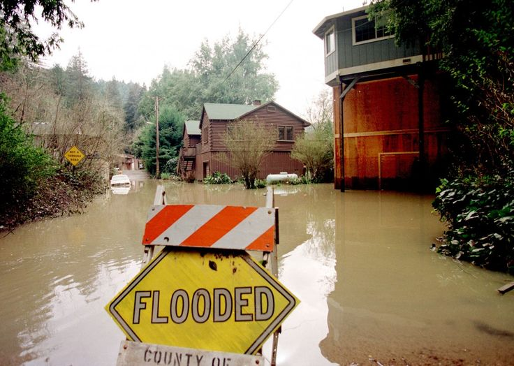 Be careful what you wish for: Coming El Niño could gently replenish overstressed aquifers in parched state – or it might ravage vulnerable infrastructure.   Photo by Dave Gatley / FEMA News Photo.   UC Irvine UCI drought