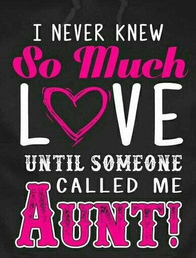 Correction: until someone called me Auntie/Mom #MyFamilyDynamics are > yours