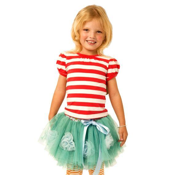 Saskia Tea Garden Skirt