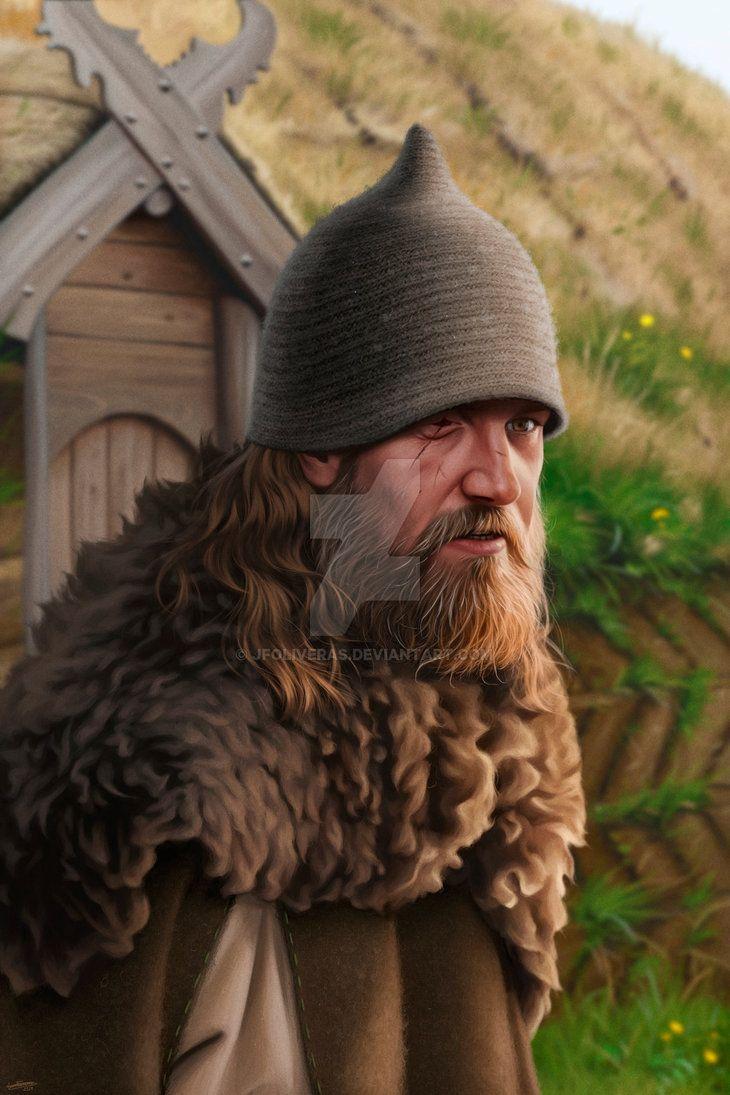 Icelandic Farmer By Jfoliveras Vikings Scandinavian History Viking History