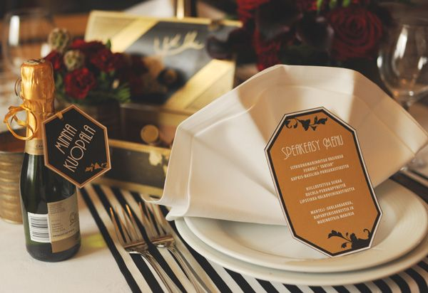 67 Best Images About Napkin Rings Menu Cards On: 66 Best Images About Table Settings/ Napkin Ideas On