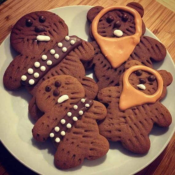 Pin by Cake Hubs on Recipes in 2020 | Star wars food, Christmas