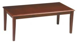 Cherry Finish Coffee Table $137.71