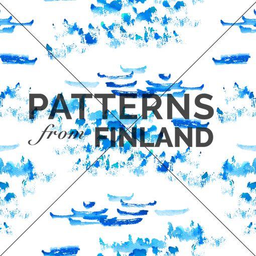 Soutu by Tiina Taivainen   #patternsfromfinland #tiinataivainen #patterns #finnishdesign