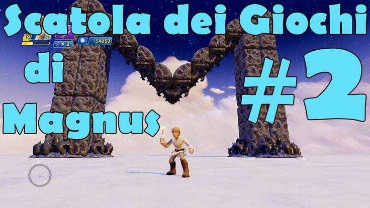 Disney Infinity 3.0 Gameplay ITA Walkthrough #2 - Scatola dei Giochi di ...