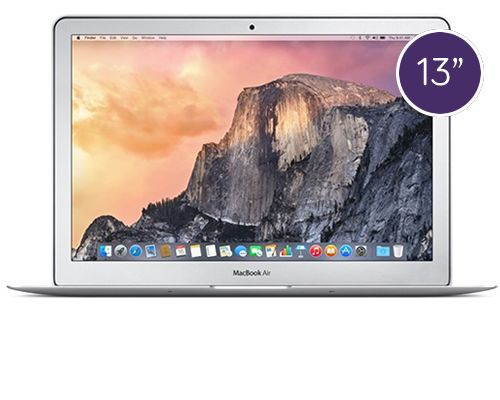 MacBook Air – 13″, 1.6GHz Processor, 256GB Storage