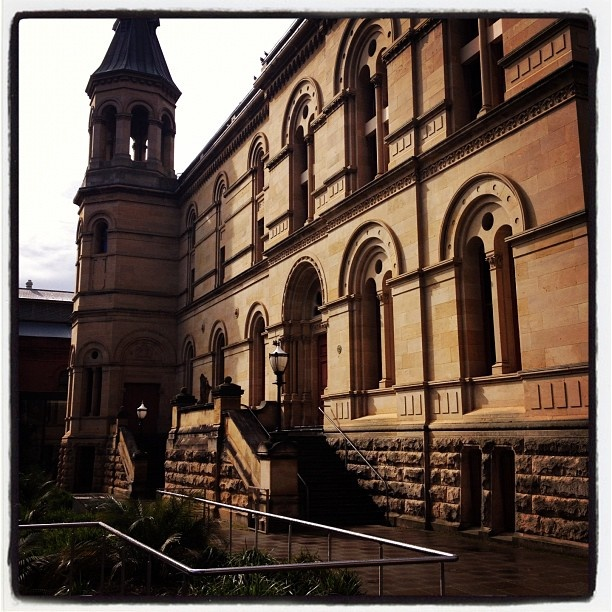 South Australian museum. Adelaide. North Terrace.