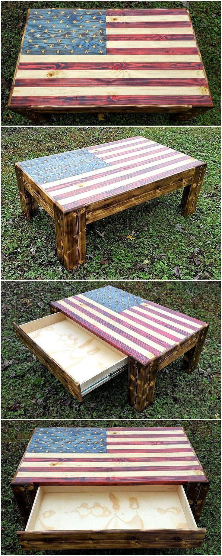30 Useful Wood Pallet Reusing Ideas