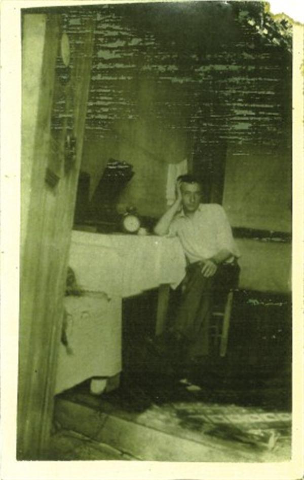 Sait Faik Abasıyanık (1906 – 1954). One of the greatest Turkish writers of short stories and poetry.