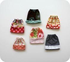 DIY Tutorial DIY Dolls / DIY Barbie skirt swimsuit - Bead&Cord
