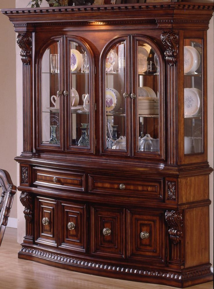 Fairmont Designs Estates Ii China Cabinet Buffet Hutch