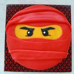 Afbeeldingsresultaat voor lego ninjago taart