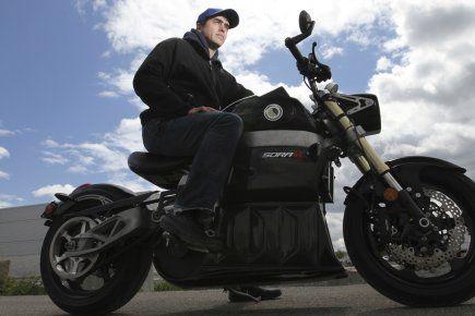 Lito Green Motion: une moto électrique 100% québécoise