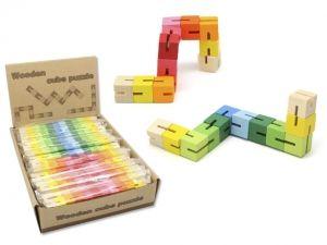 Detalle infantil juego une bloques de madera ,regalo juego madera sonajero animales infantil #Grandetalles