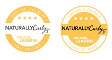 Tame Frizzy Curls with Curl Keeper™ by Curly Hair Solutions™.