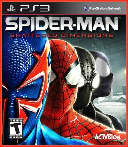 Spider-Man: Shattered Dimensions – Playstation 3 Experience Spider-Man x 4, with unique strengths in each of four distinct and dramatic world settings Go beyond the traditional New York City setting with a myriad of additional locations and styles, including jungles, train yards, military bases and more. http://theceramicchefknives.com/marvel-gift-ideas-amazing-spiderman/