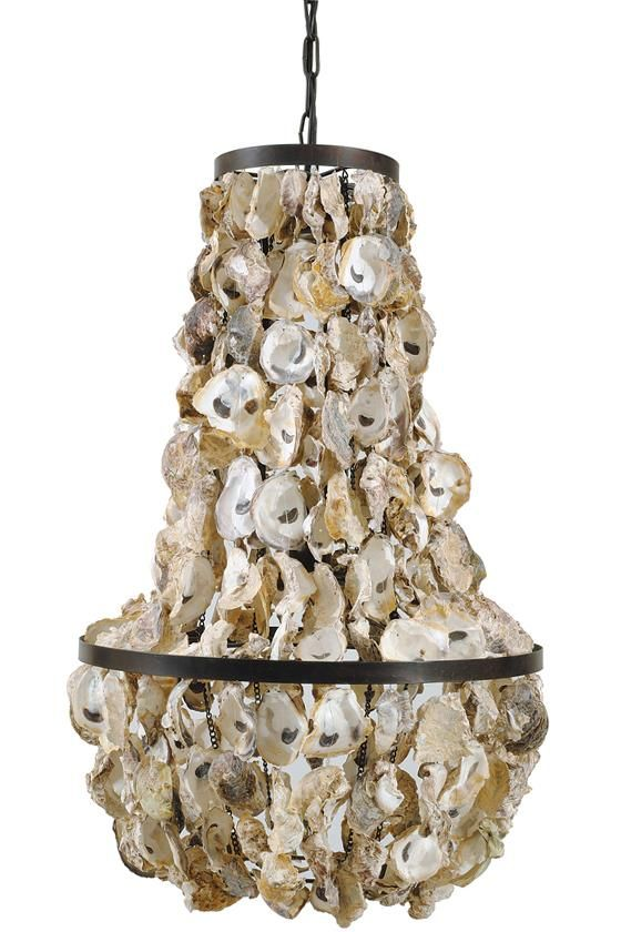 Oyster Shell Chandelier Chandelier Coastal Chandelier  : fc9fd51479daf641b306e969be4a80a2 entryway chandelier ceiling fan chandelier from www.pinterest.dk size 560 x 840 jpeg 65kB