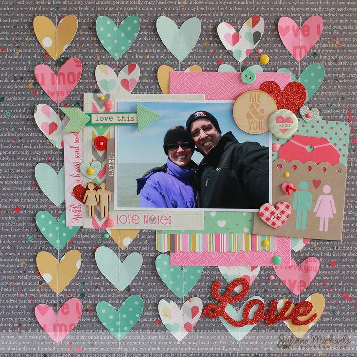 #papercraft #scrapbook #layout  17turtles: Gossamer Blue and Elle's Studio Blog Hop