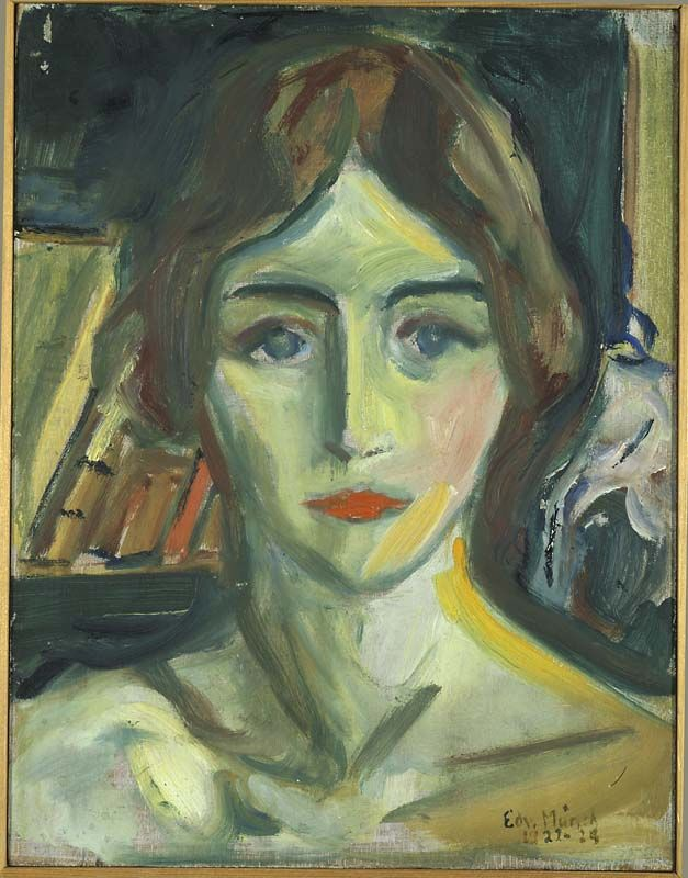 edvard munch mest kjente malerier - Google-søk