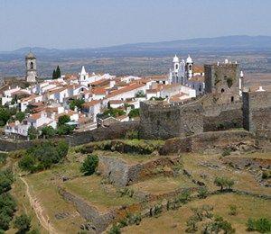 MONSARAZ e a LENDA DAS 6 VACAS para conquistar o Castelo.