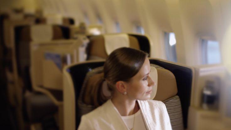 Fly Business Class on Etihad Airways