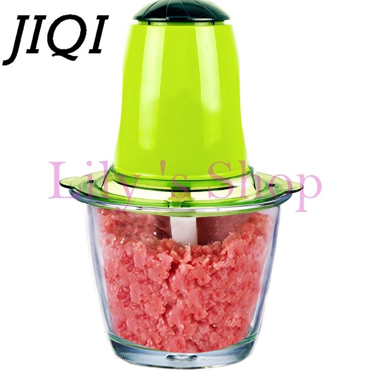 Kitchen Small Electric Meat Grinders Household Mini Grinding Machine Cutter Mincer Fruit Vegetable Chopper Juicer Mixer Eu Plug Affiliate Pinterest