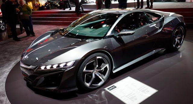 Honda NSX 2015 » Los Mejores Autos