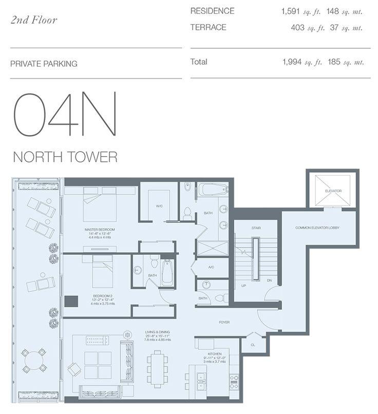 Best 25 condo floor plans ideas on pinterest apartment for Luxury condominium floor plans