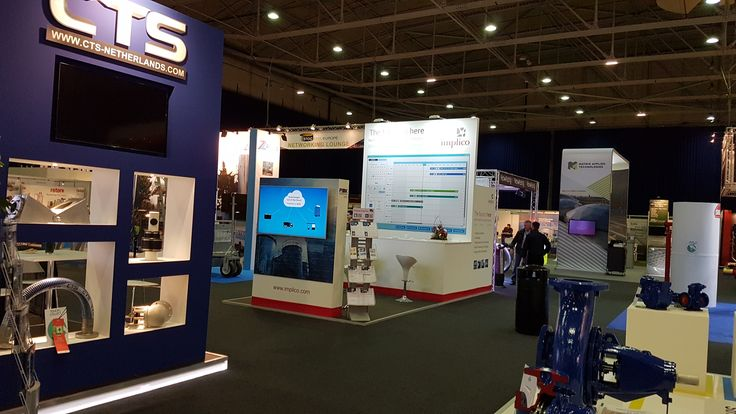 Our StocExpo stand 2017 in Rotterdam