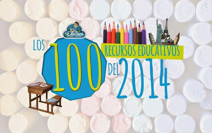 LA EDUTECA | Los 100 recursos educativos del 2014 ~ La Eduteca