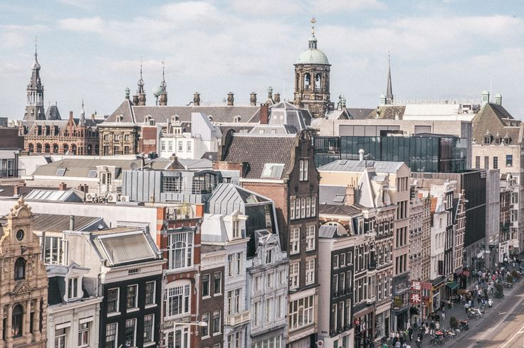 Forget what you think you know about Amsterdam. The city is charming, trendy, and wonderfully fashion-forward. Visit around summertime and you can expect everyone to be outside, sipping coffee overloo