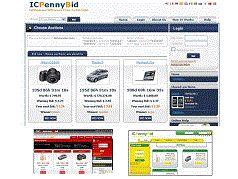 Penny auction software, Penny auction script, Cent auction software script