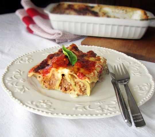 Cannelloni cu carne: Meat, Cadou De, Paste, Food, As, Rasfoind Aceasta, Cannelloni Cu, De Cannelloni