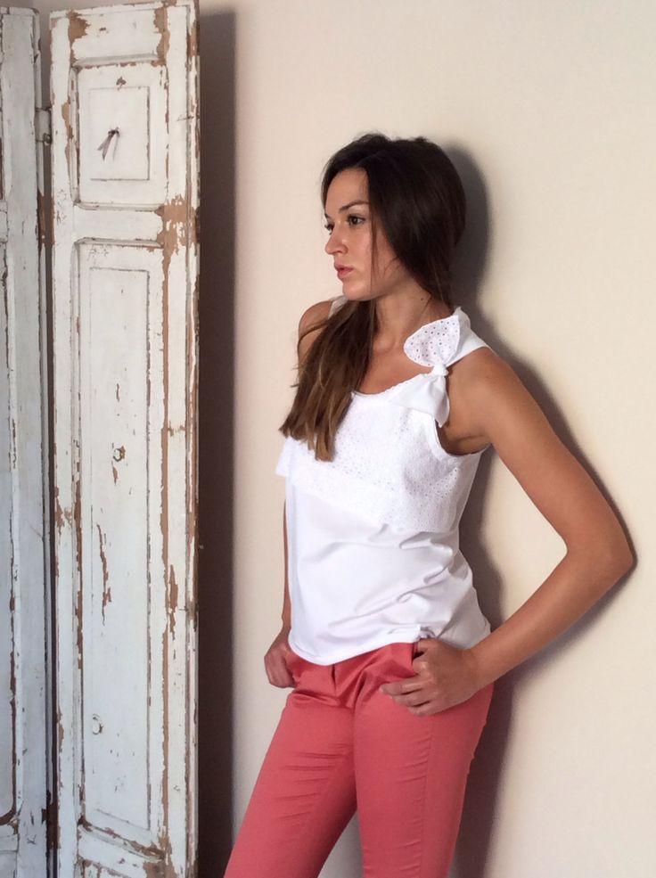 Adeline - Primavera/Estate 15 Canotta Nicole