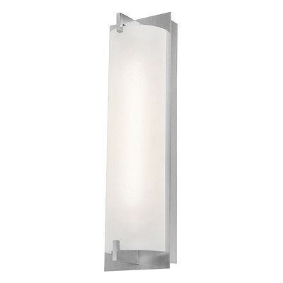 Access Lighting 62235LED-BS/OPL 1 Light Bo LED Wall Vanity