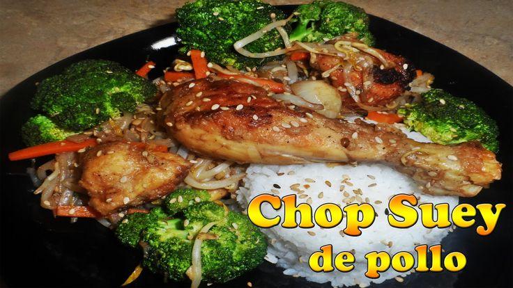 Sin duda un platillo que no puede faltar en la comida china es el Chop Suey y ya sea de pollo, carne, camarón o mixto lo cierto es que su sabor característico nos encanta. Esta versión obviamente no es la original, es a mi manera y estoy seguro que te va a gustar tanto como a mí.